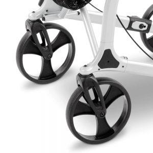 Mobilus rollator wiel voor